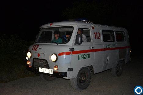 Спецоперация МВД Грузии близ грузино-российской границы - ФОТО 215181654