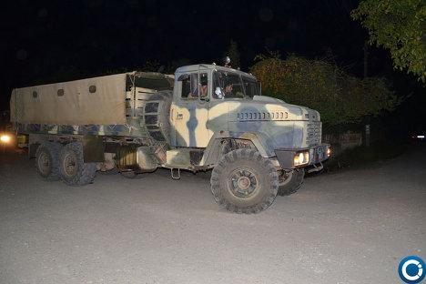 Спецоперация МВД Грузии близ грузино-российской границы - ФОТО 215181685